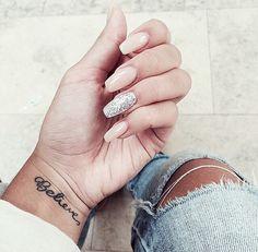 #nails #bright