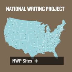 NWP Sites - great summer professional development (I did mine through Eastern Michigan University)
