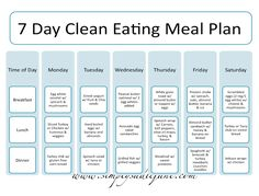 A Healthy, Low-Cal, High-Quality Meal Plan for Every Personality ...