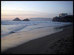 Ocean Beach, Seal Rocks, and the Cliff House - San Francisco 2009