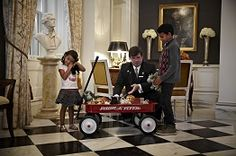 Little Presidents and Their Secret Service Package at The Jefferson, Washington, D.C.