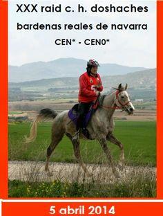 "EL RAID: XXX Raid C.H. Doshaches-""Bardenas Reales de Navarr..."