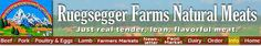 Ruegsegger Farms Natural Meats Information- local meat