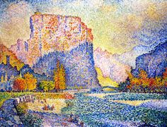 Castellane  Paul Signac