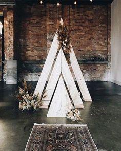 Ideas For Wedding Ceremony Ideas Aisle Backdrops Vintage Wedding Backdrop, Wedding Arch Rustic, Wedding Altars, Wedding Ceremony Backdrop, Ceremony Arch, Boho Wedding, Trendy Wedding, Wedding Backdrops, Wedding Arches