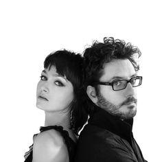 Musica Nuda (Petra Magoni (voix) et Ferruccio Spinetti (contrebasse) - Photo : ??