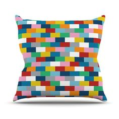 #bricks #blocks #rainbow #bright #bold #projectm #kess #kessinhouse #artforthehome
