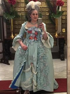 Costume fan claims Met denied her entry for 18th century dress - NY Daily News