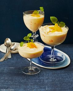 Nachtisch rezepte Peach Eggnog Dessert Lawn Care Tips And Proper Lawn Maintenance Article Body: How Salad Recipes Healthy Lunch, Salad Recipes For Dinner, Chicken Salad Recipes, Smoothie Recipes, Healthy Snacks, Dessert Simple, Bon Dessert, Dessert Bars, Dessert Food