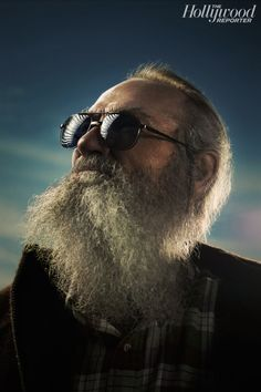 Si Robertson | photo by Miller Mobley; for The Hollywood Reporter // Duck Dynasty