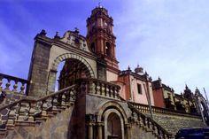 Michoacán Colonial - Pueblo Mágico de Tlalpujahua