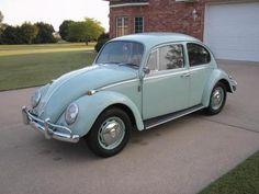 1966 VW Bug cars-and-other-things-with-engines
