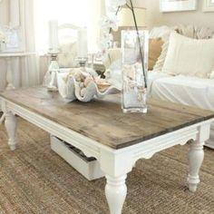El Dorado Furniture Glass Coffee Tables