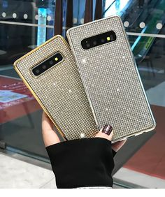 Girls Phone Cases Covers Electroplated Shiny Rhinestone Diamond Bling Silicone TPU Galaxy S10, Galaxy S10 Plus, Galaxy S10e, Galaxy S9, Galaxy S9 Plus, Galaxy Note 9, Galaxy Note 8, | | Casefanatic
