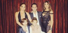 Marc Anthony & Shannon de Lima Attend the Same Concert But With Different Dates
