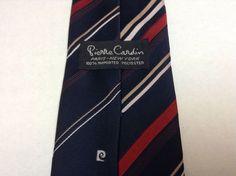 "Vintage ""PIERRE CARDIN"" Men's Tie #NeckTie"