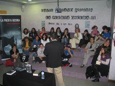 """Presentación de: El mal. La puerta oscura"""" (2009)"""