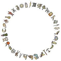 Golden Compass All 36 symbols would make a nice piece of body art. Narnia, Lyra Belacqua, The Golden Compass, Golden Compass Daemon, Philip Pullman, His Dark Materials, Steampunk, Photoshop, New Wall