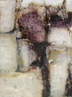 """Contemporary Painting - """"Behind All The Questions"""" (Original Art from jeane myers)"""