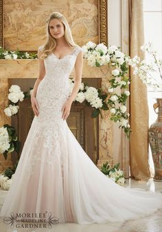 Mori Lee - 2888 - All Dressed Up, Bridal Gown