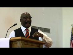 Arthur Douglas, Jr. New Membership Orientation (week four) Part 2, Everg...