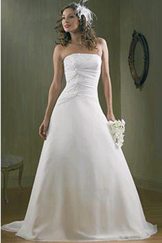 Simple Wedding Dresses | wedding-dress-designer-simple-a-in-simple-wedding-dresses-gallery-1459 ...