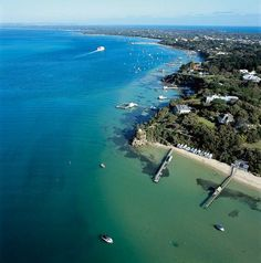 sorrento back home in victoria, australia