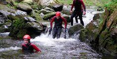 """Canyoning Tour """"Einsteiger"""" Clausthal-Zellerfeld #Abenteuer #Natursportart #Schluchten"""