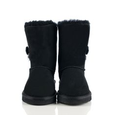 3da0b04795c Cheap UGG Boots Women s Bailey Button 5803 Black Outlet Online Sale Black  Friday and Cyber Monday