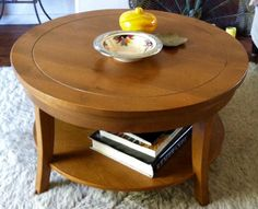 Handcrafted Coffee Table by BorboletaDecors on Etsy