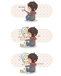 I HATE Drarry, but their Chibi fan art is so qt