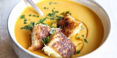 Image result for croutons in soup