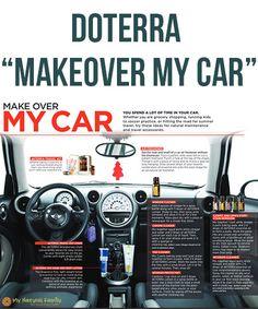 """doTERRA """"Makeover My Car"""""""