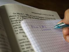 How to Take Notes from a Textbook: 6 Steps (with Pictures)