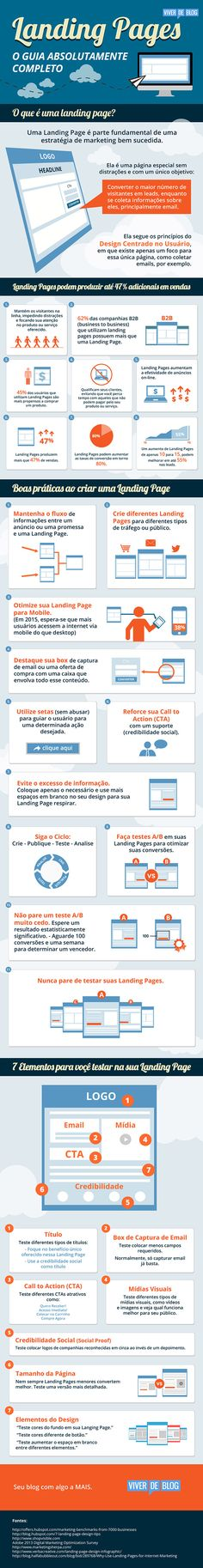LandingPages 600px [Infográfico] Landing Pages: O Guia Absolutamente Completo