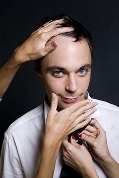 Jim Parsons  Dr. Sheldon Cooper
