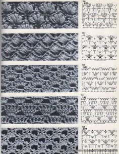 3 Simple Afghan Crochet Patterns Remain the Best ChoiceView album on Yandex. Crochet Stitches Chart, Crochet Symbols, Crochet Motifs, Afghan Crochet Patterns, Knitting Stitches, Crochet Lace, Granny Square Häkelanleitung, Granny Square Crochet Pattern, Crochet Diagram