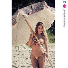 Ph: Carla Reichert   Retouch/Tratamento de Imagem : Malu Barreto   Campanha para Bumbum Carioca DE Aline Rosenfield Modelo: Adriana Sant'Anna  moda praia / beachwear