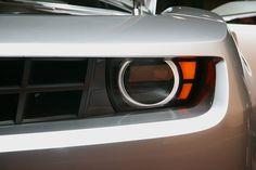 Camaro Concept headlight
