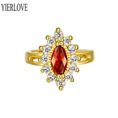 Find More Rings Information about High Quality Nickle Free Antiallergic New Fashion Jewelry 24K Plated zircon Ring R113 A 8 ,High Quality ring holder,China ring leather Suppliers, Cheap ring wing from YIERLOVE on Aliexpress.com
