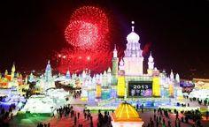 Brrrr! It's the Harbin International Ice and Snow Festival - http://babyology.com.au/miscellaneous/brrrr-its-the-harbin-international-ice-and-snow-festival.html