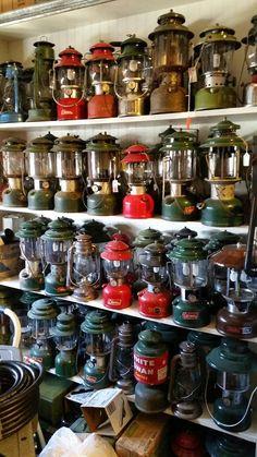 Old Lanterns, Antique Lanterns, Antique Oil Lamps, Camping Lanterns, Vintage Lighting, Cool Lighting, Antique Hurricane Lamps, Camping Stove, Rv Camping