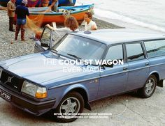 All Hail the Volvo 240 GLT Turbo Wagon, the Coolest Wagon Ever Made