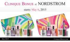 One week lefts; Spring Bonus at Nordstrom is going to be live from May 6, 2015.