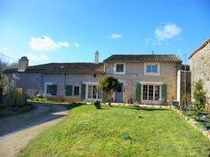 Sorry the french property you requested is missing Above Ground Pool, In Ground Pools, Property Prices, Property For Sale, Poitou Charentes France, Houses In France, French Property, Garden Fencing, Shed
