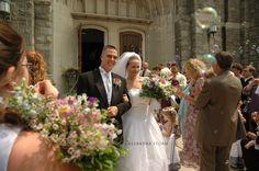 #wedding #bride #groom #photography #bubbles #church #churchsteps #love #cassandrastorm #PA #www.cassandrastorm.com