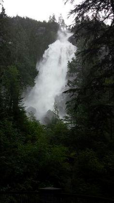 Shannon falls Vancouver Canada