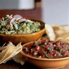 Salsa de Molcajete (Roasted Tomato and Green Chile Salsa) This is archetypal salsa, made from tomatoes, green chiles, cilantro, and lime. But more than a mere mix of ingredients, salsa de molcajete uses centuries-old techniques to combine flavors, bringing out the best of each.