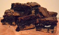 Jennifer Bakes: Slutty Brownies