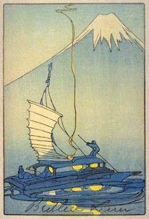 That's Inked Up: The Japonisme Prints of Bertha Lum